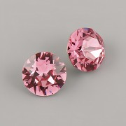 Swarovski Elements XIRIUS Chaton 1088 – Rose – 10mm
