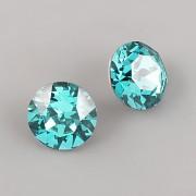 Swarovski Elements XIRIUS Chaton 1088 – Blue Zirkon – 10mm