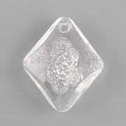 Swarovski přívěsky 6926 – Growing Crystal Rhombus – Crystal - 26mm