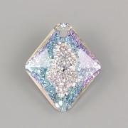 Swarovski přívěsky 6926 – Growing Crystal Rhombus – Vitrail Light - 26mm