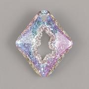 Swarovski přívěsky 6926 – Growing Crystal Rhombus – Vitrail Light - 36mm