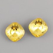 Fancy Stone Swarovski Elements 4470 – Light Topaz F - 12mm
