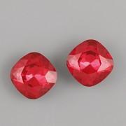 Fancy Stone Swarovski Elements 4470 – Scarlet Foiled – 10mm