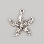 Přívěsek mořská hvězda - starostříbro