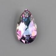 Swarovski Elements přívěsky 6106 – Hruška – Vitrail Light – 22mm